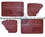 pannelli per porte ant/post TMI 8/64-7/66 red N.17
