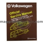 workshop manual vw usa T3 68-73