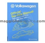 workshop manual vw usa T1 + KG 66-69