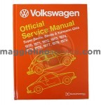 workshop manual vw usa T1 + KG 70-79