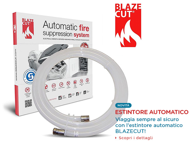 Estintore automatico Blazecut